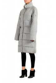 """Moncler """"Gamme Rouge"""" Women's Rind Full Zip Down Parka Jacket: Picture 4"""