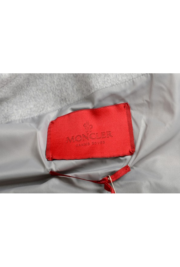 """Moncler """"Gamme Rouge"""" Women's Rind Full Zip Down Parka Jacket: Picture 7"""