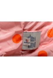 """Moncler Women's """"CARDERE"""" Pink 100% Wool Down Parka Jacket: Picture 11"""