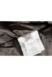 "Moncler Women's ""SEI"" Gray 100% Wool Down Parka Jacket: Picture 9"