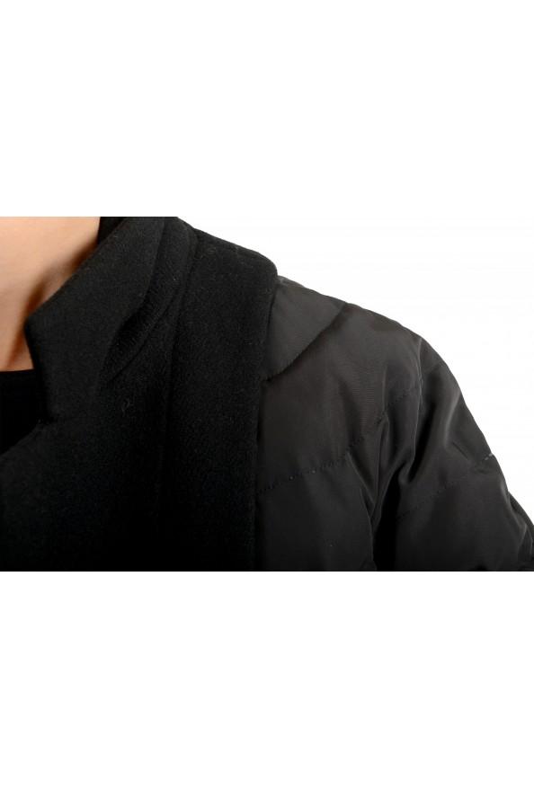 "Moncler Women's ""ATTITUDE"" Black Belted Down Parka Jacket Coat : Picture 4"