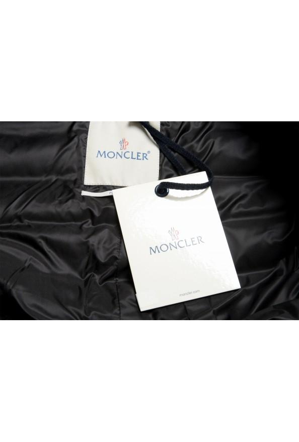 "Moncler Women's ""ATTITUDE"" Black Belted Down Parka Jacket Coat : Picture 6"