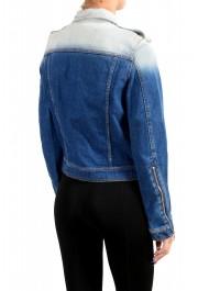 Just Cavalli Women's Denim Button Down Jacket: Picture 3