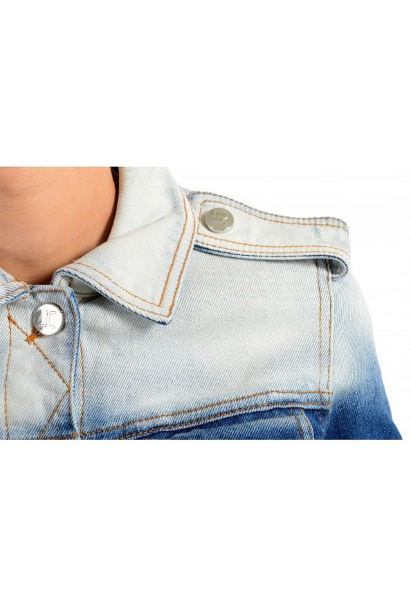 Just Cavalli Women's Denim Button Down Jacket: Picture 4