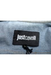 Just Cavalli Women's Denim Button Down Jacket: Picture 5
