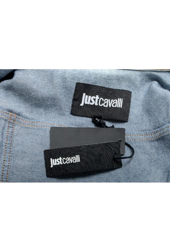 Just Cavalli Women's Denim Button Down Jacket: Picture 6