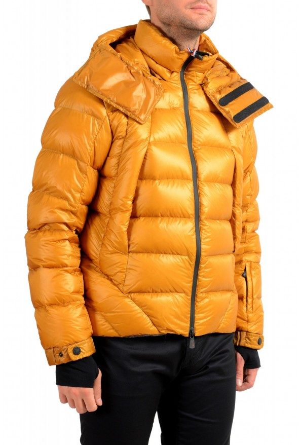 "Moncler Men's ""AUSSOIS"" Hooded Full Zip Down Parka Jacket: Picture 2"