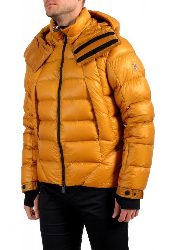 "Moncler Men's ""AUSSOIS"" Hooded Full Zip Down Parka Jacket: Picture 3"