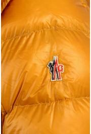 "Moncler Men's ""AUSSOIS"" Hooded Full Zip Down Parka Jacket: Picture 5"