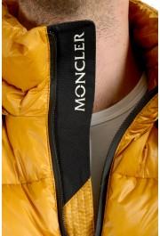"Moncler Men's ""AUSSOIS"" Hooded Full Zip Down Parka Jacket: Picture 7"