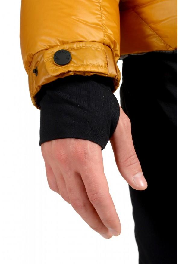 "Moncler Men's ""AUSSOIS"" Hooded Full Zip Down Parka Jacket: Picture 8"