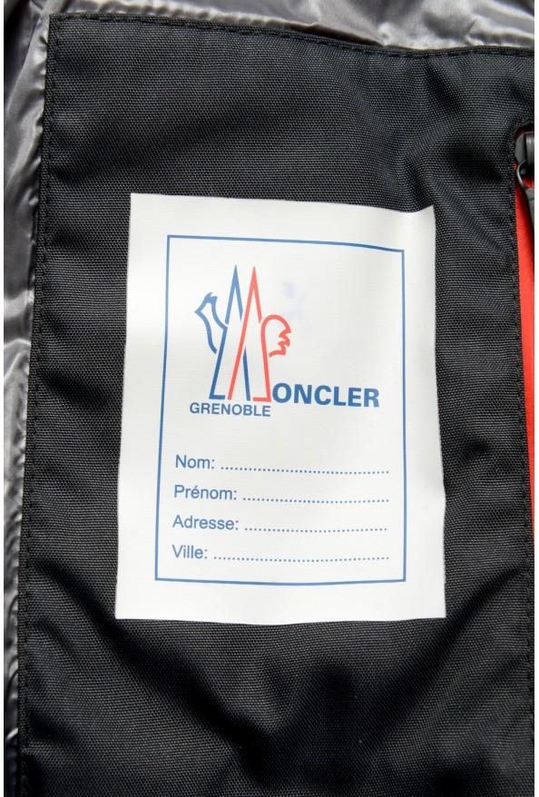 "Moncler Men's ""AUSSOIS"" Hooded Full Zip Down Parka Jacket: Picture 9"