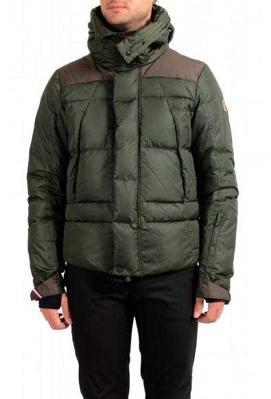 "Moncler Men's ""DURAND"" Hooded Full Zip Down Parka Jacket"