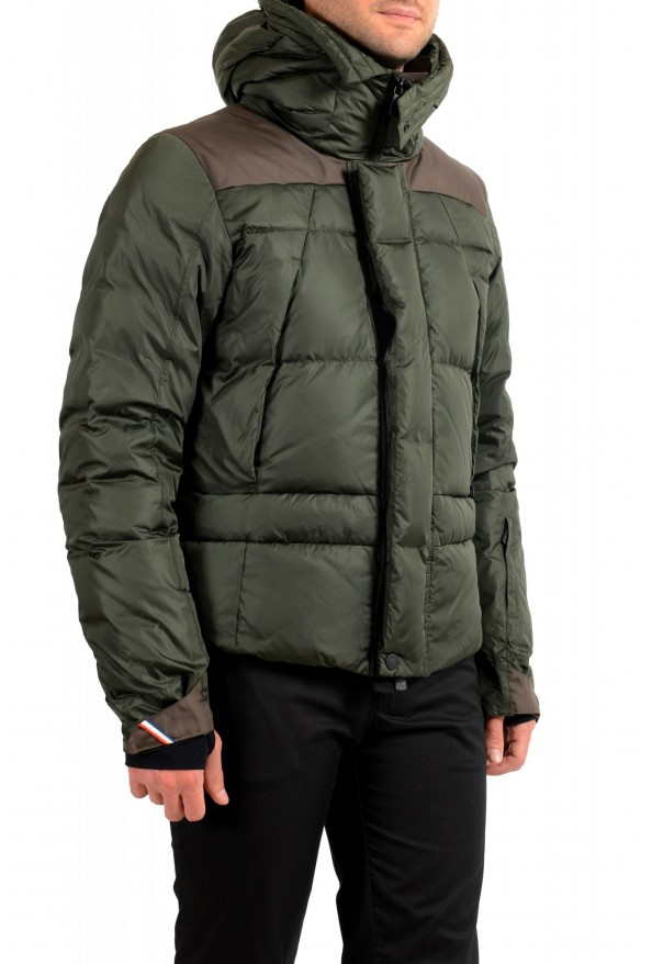 """Moncler Men's """"DURAND"""" Hooded Full Zip Down Parka Jacket : Picture 2"""