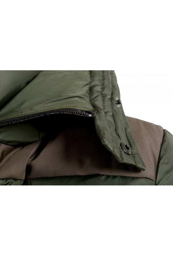 """Moncler Men's """"DURAND"""" Hooded Full Zip Down Parka Jacket : Picture 8"""
