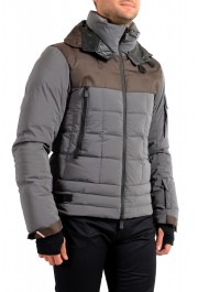 """Moncler Men's """"CHASSERON"""" Hooded Full Zip Down Parka Jacket: Picture 2"""