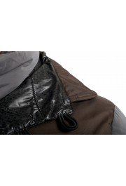 """Moncler Men's """"CHASSERON"""" Hooded Full Zip Down Parka Jacket: Picture 5"""