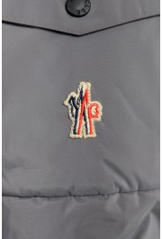 """Moncler Men's """"CHASSERON"""" Hooded Full Zip Down Parka Jacket: Picture 6"""