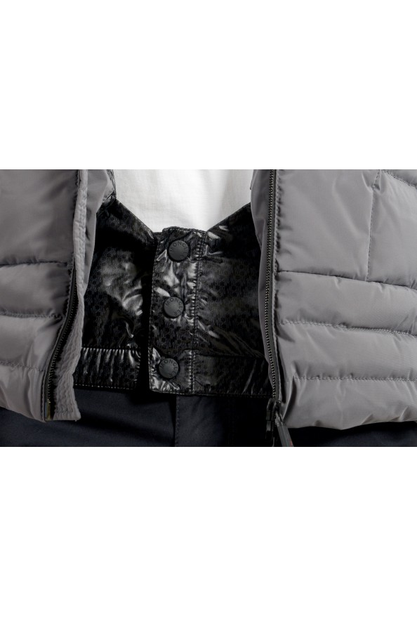 """Moncler Men's """"CHASSERON"""" Hooded Full Zip Down Parka Jacket: Picture 9"""