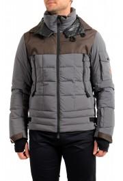 "Moncler Men's ""CHASSERON"" Hooded Full Zip Down Parka Jacket"