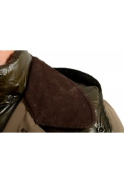 """Moncler Men's """"ARTHUR"""" Hooded Reversible Down Parka Jacket: Picture 10"""