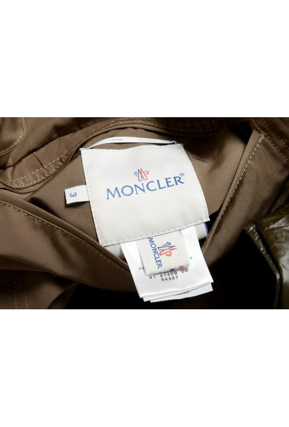 """Moncler Men's """"ARTHUR"""" Hooded Reversible Down Parka Jacket: Picture 11"""
