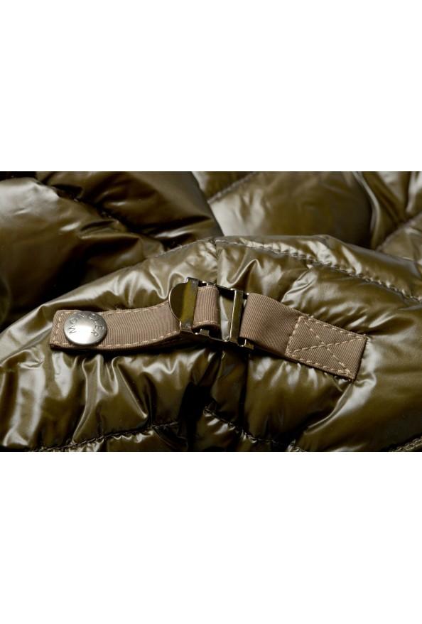 """Moncler Men's """"ARTHUR"""" Hooded Reversible Down Parka Jacket: Picture 13"""