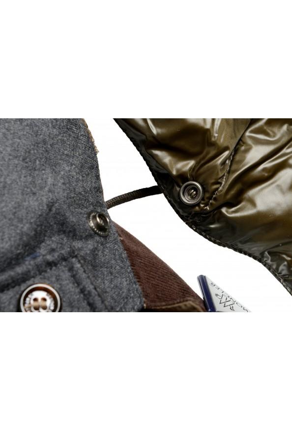 """Moncler Men's """"ARTHUR"""" Hooded Reversible Down Parka Jacket: Picture 14"""