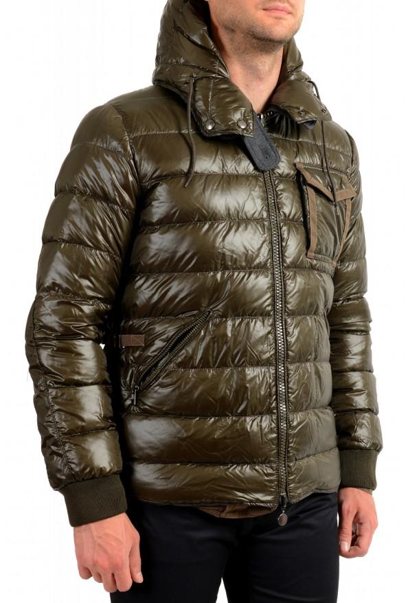 """Moncler Men's """"ARTHUR"""" Hooded Reversible Down Parka Jacket: Picture 2"""