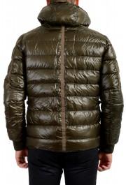 """Moncler Men's """"ARTHUR"""" Hooded Reversible Down Parka Jacket: Picture 3"""