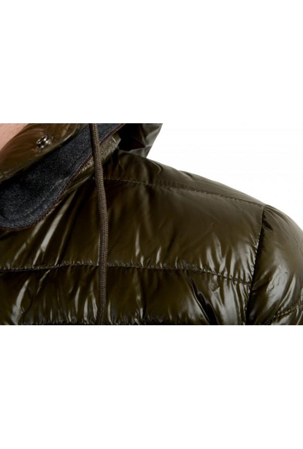 """Moncler Men's """"ARTHUR"""" Hooded Reversible Down Parka Jacket: Picture 5"""