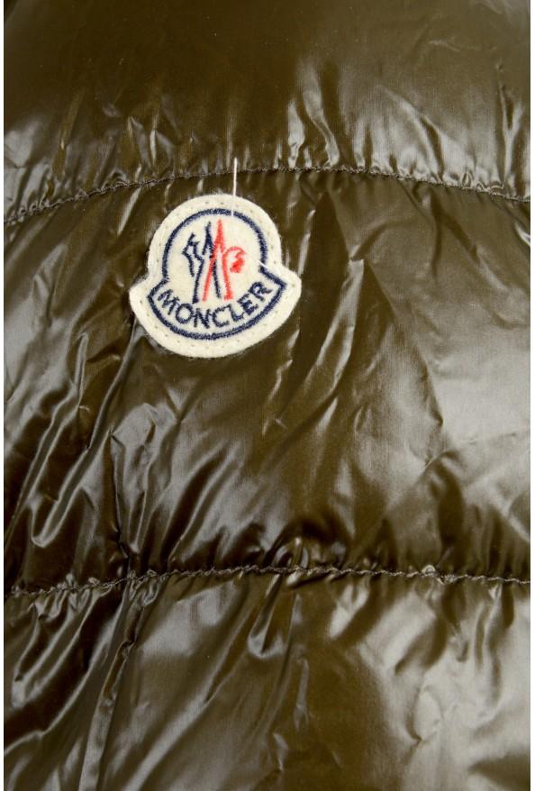 """Moncler Men's """"ARTHUR"""" Hooded Reversible Down Parka Jacket: Picture 6"""