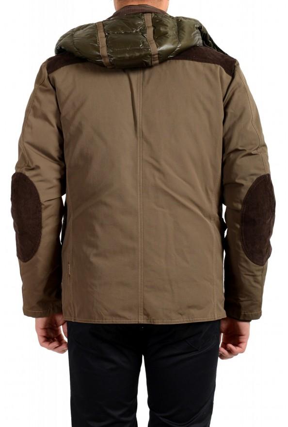 """Moncler Men's """"ARTHUR"""" Hooded Reversible Down Parka Jacket: Picture 9"""