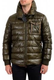 "Moncler Men's ""ARTHUR"" Hooded Reversible Down Parka Jacket"
