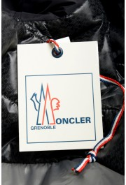 """Moncler Men's """"FOUX"""" Hooded Red Full Zip Down Parka Jacket: Picture 11"""