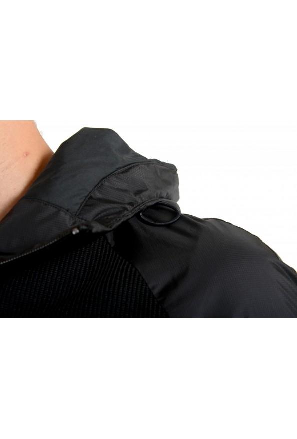 "Hugo Boss Men's ""J_Briscas"" Black Full Zip Windbreaker Jacket: Picture 5"