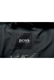 "Hugo Boss Men's ""J_Briscas"" Black Full Zip Windbreaker Jacket: Picture 7"