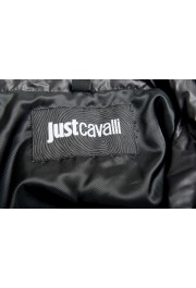 Just Cavalli Men's Multi-Color Full Zip Insulated Bomber Jacket : Picture 5