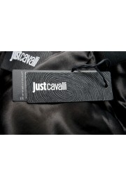 Just Cavalli Men's Embellished Black One Button Sport Coat Blazer : Picture 7
