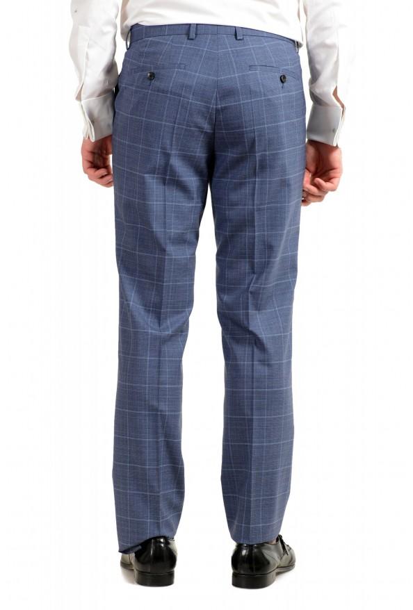 Hugo Boss Men's Phoenix/Madisen Plaid Comfort Fit 100% Wool Suit: Picture 10
