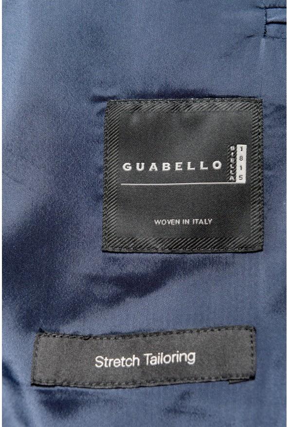 Hugo Boss Men's Phoenix/Madisen Plaid Comfort Fit 100% Wool Suit: Picture 12