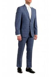 Hugo Boss Men's Phoenix/Madisen Plaid Comfort Fit 100% Wool Suit: Picture 2