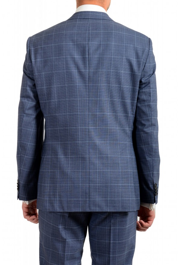 Hugo Boss Men's Phoenix/Madisen Plaid Comfort Fit 100% Wool Suit: Picture 6