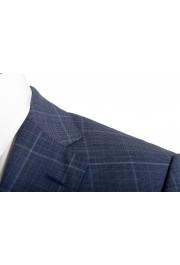 Hugo Boss Men's Phoenix/Madisen Plaid Comfort Fit 100% Wool Suit: Picture 7