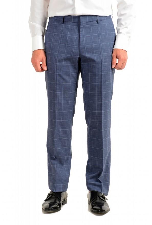 Hugo Boss Men's Phoenix/Madisen Plaid Comfort Fit 100% Wool Suit: Picture 8