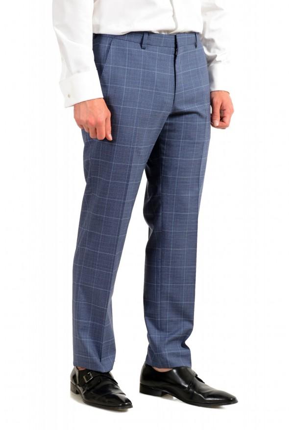 Hugo Boss Men's Phoenix/Madisen Plaid Comfort Fit 100% Wool Suit: Picture 9