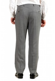 "Hugo Boss Men's ""Jeckson/Lenon1"" Gray Regular Fit 100% Wool Two Button Suit: Picture 10"