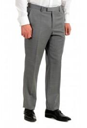 "Hugo Boss Men's ""Jeckson/Lenon1"" Gray Regular Fit 100% Wool Two Button Suit: Picture 9"