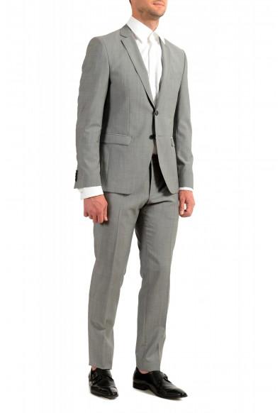 "Hugo Boss Men's ""Reymond/Wenten"" Extra Slim Fit Wool Mohair Two Button Suit: Picture 2"