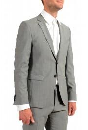 "Hugo Boss Men's ""Reymond/Wenten"" Extra Slim Fit Wool Mohair Two Button Suit: Picture 5"